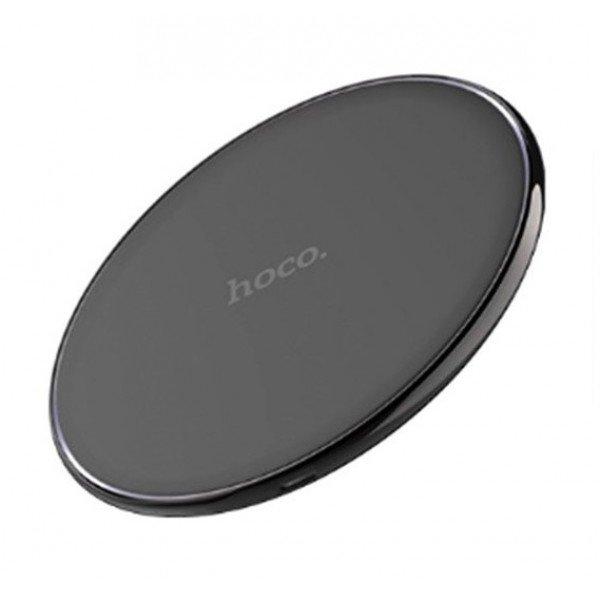 Беспроводная зарядка qi hoco CW6 Homey wireless charge (Черный)