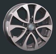 Диски Replay Replica Nissan NS62 6.5x16 5x114,3 ET40 ЦО66.1 цвет GMF - фото 1