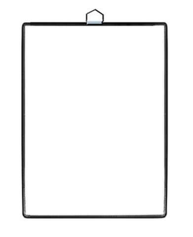 Подвесной настенный демо-конверт формата А4- вертикальный комплект из 5шт T154509