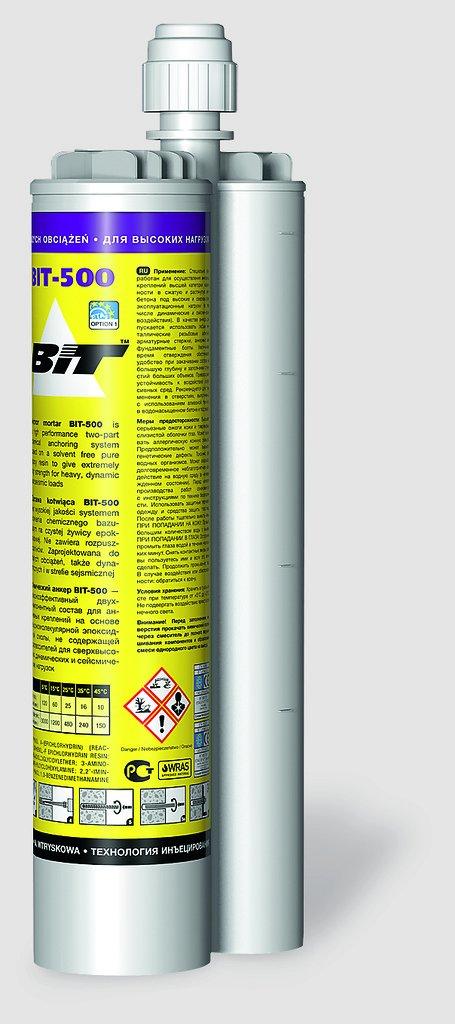 BIT-500 Химический анкер (аналог HILTI HIT-RE 500) 426674-1