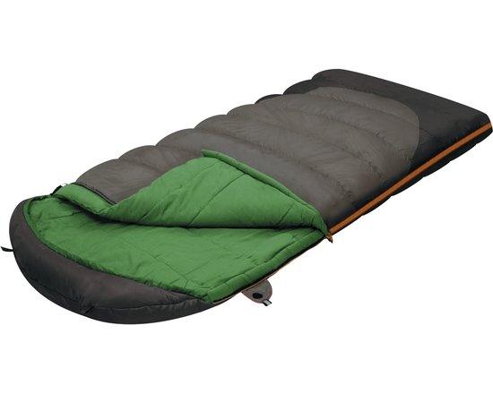 Спальный мешок Alexika Summer Plus серый правый