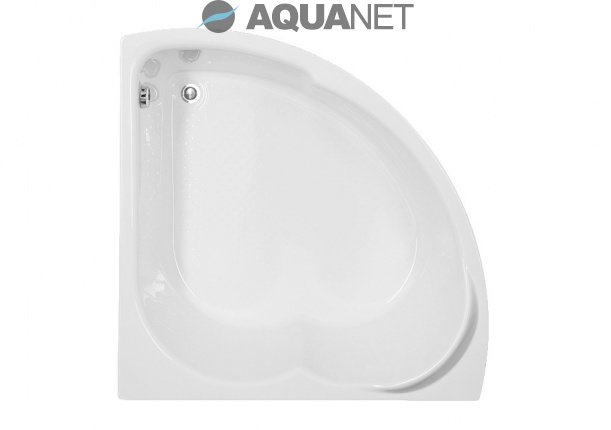 Акриловая ванна Aquanet Fregate 120x120 без гидромассажа