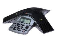 SoundStation Duo Polycom конференц-телефон 2 x SIP/Lync, 1 x тфоп, PoE, LCD 248x68