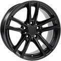 Литой диск Alutec X10 7.5x17 5x120 ET37.0 D72.6 Racing Black - фото 1