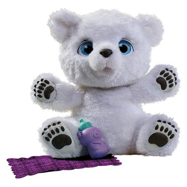 Интерактивная игрушка HASBRO Furreal Friends Полярный Медвежонок,B9073