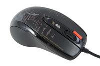 Мышь A4Tech F5 Black USB