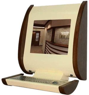 Сенсорный информационный киоск Libra Key 19