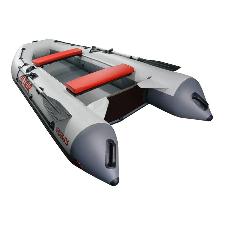 Моторная лодка Altair Sirius-335 L Airdeck 80 мм (c насосом выс.давления)
