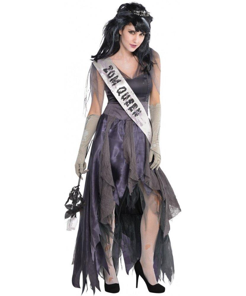 Карнавальный костюм: Костюм Королева зомби