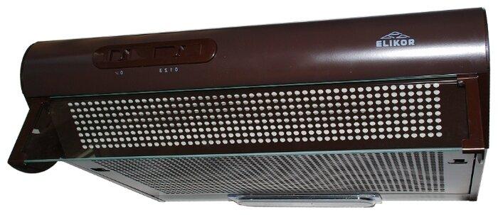 Вытяжка ELIKOR Davoline 50П-290-П3Л, коричневый