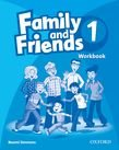 "Naomi Simmons ""Family and Friends 1 Workbook"""