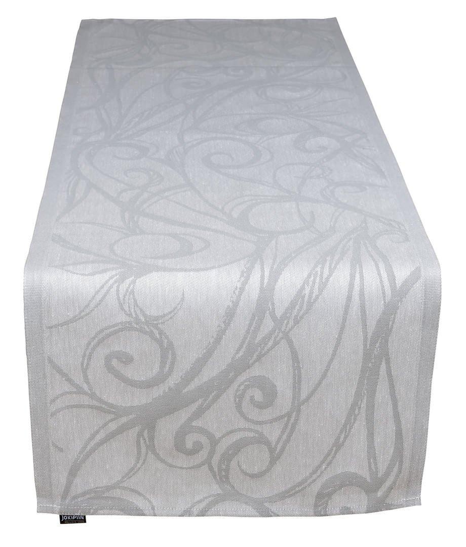 Дорожка для стола Aika светло-серый