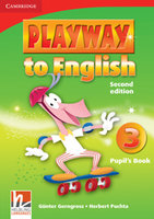 "Gunter Gerngross and Herbert Puchta ""Playway to English (Second Edition) 3 Pupil's Book"""