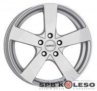 Колесный диск Dezent TD 6,5 \R16 5x114,3 ET48.0 D71.6 Silver - фото 1