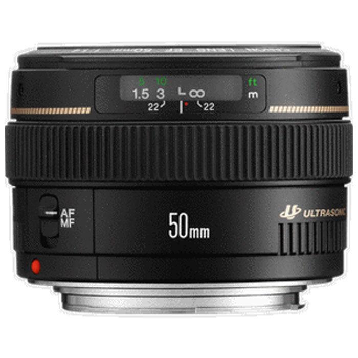 Объектив Canon EF 50mm f / 1.4 USM