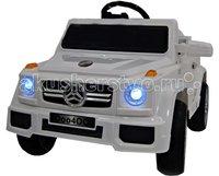 Электромобиль RiverToys Mers O004OO VIP White