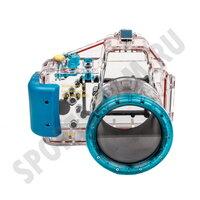 Водонепроницаемый бокс для подводной съемки для фотоаппарата Sony Alpha NEX-3 со стандартным объективом (f=18-55mm)