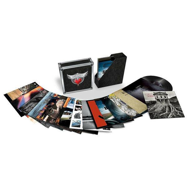 Виниловая пластинка Bon Jovi The Albums (25 LP)