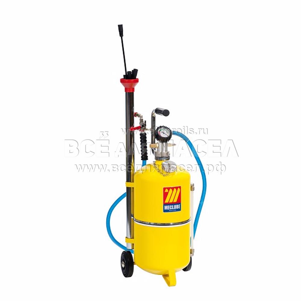 Оборудование/Сфера услуг/Оборудование для автосервисов MECLUBE Пневматический сборник масла 24 л