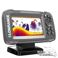 Рыбопоисковый эхолот Lowrance HOOK2-4X GPS BULLET SKIMMER CE ROW