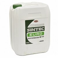 Sintec Euro G11 зеленый 10л
