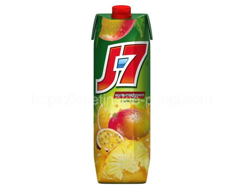 Сок мульти фрукт 1000 гр.