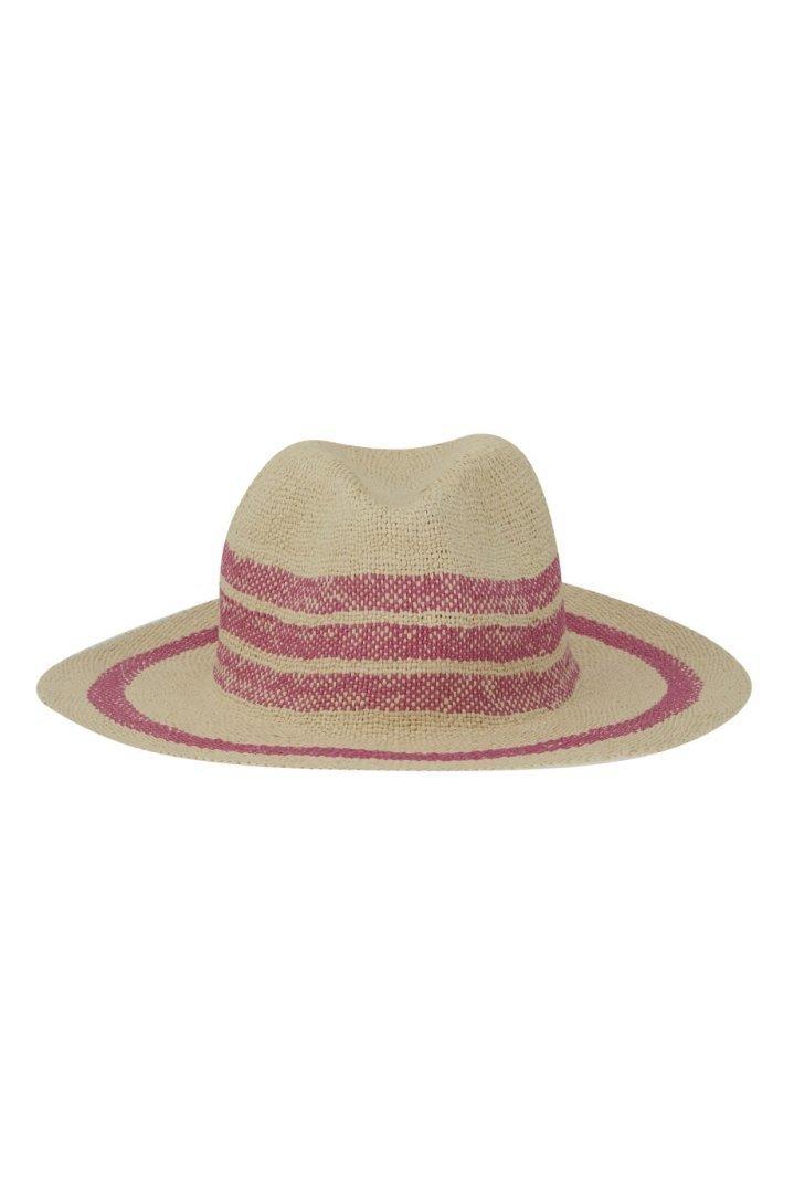 Bonpoint Плетеная шляпа