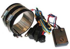 """Нагреватель предпусковой с таймером """"Номакон"""" тип ПБА104 напряжение 12В, мощность 100Вт, посадочный диаметр 90-105мм, высота 82мм"""