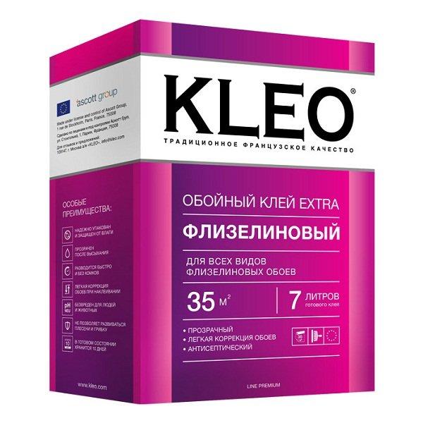 Kleo Клей обойный Кleo Extra 35 250 гр для флизелиновых обоев