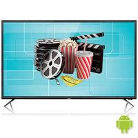 """Телевизор LED 50"""" BBK 50LEX-7027/FT2C FULL HD, Wi-Fi, SMART TV, Android, USB, HDMI, DVB-T2"""