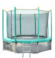 Батут OPTIFIT Like Green 10ft 3,05 м - фото 1
