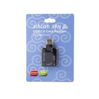 Устройство для чтения карт памяти Silicon Sky Card Reader Multi-function SCRMDTU2