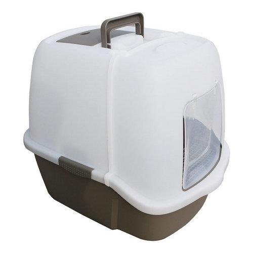 Туалет для кошек, закрытый (51х39х43см), Triol P900