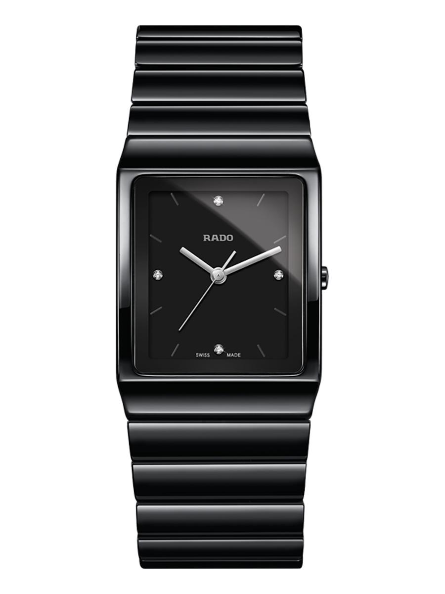 Разбить часы с керамическим браслетом не проще, чем любые иные.