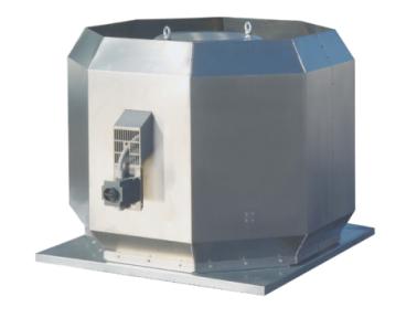 Крышный вентилятор Systemair DVV 1000D4-XP/120°C
