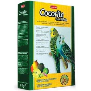 Корм PADOVAN GRANDMIX cocorite основной для волнистых попугаев, 1кг