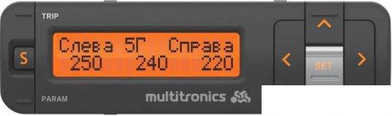 Парковочный радар Multitronics PU-4TC