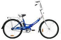 Велосипед двухколесный Байкал 2603 синий