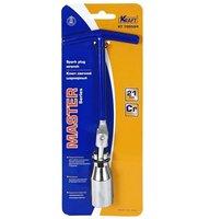 Ключ свечной KRAFT Master КТ 700584, 21 мм