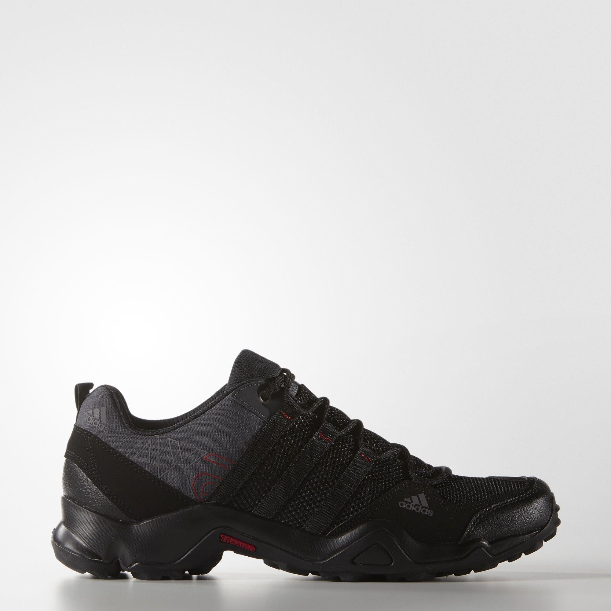Обувь для активного отдыха AX2 adidas TERREX Dark Grey/Core Black/Scarlet