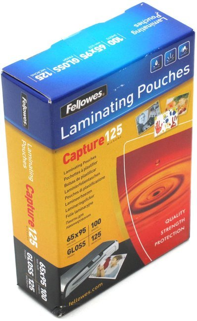 Пленка для ламинирования Fellowes Capture125 53067