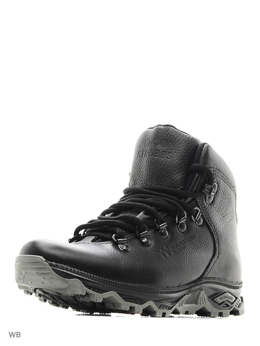 Ботинки STROBBS F407-3