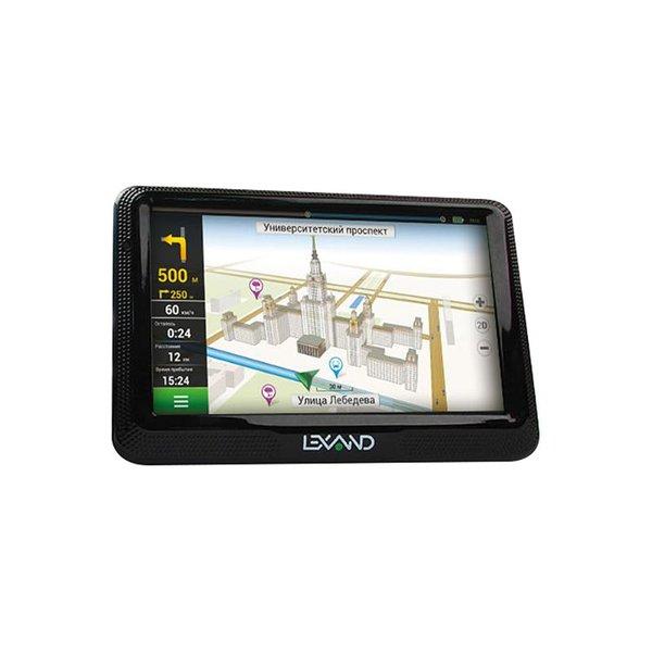 Навигатор Lexand CD5 HD, Navitel