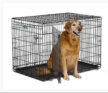 Клетка №5 для животных, 2 двери, эмаль, мет.поддон,, 107Х71Х81СМ