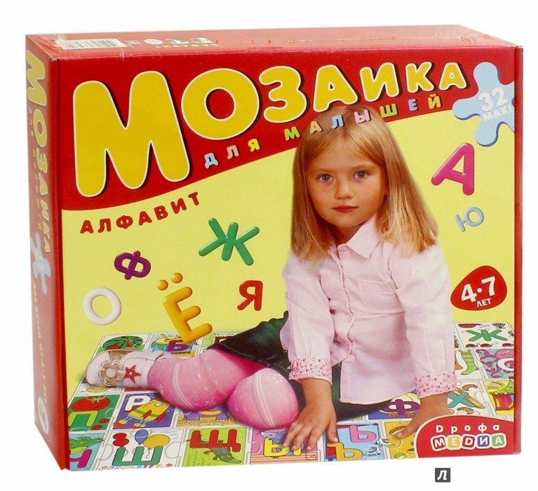 Мозаика Дрофа-Медиа 32 шт.