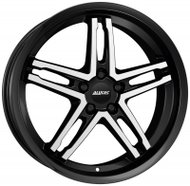 Диски Alutec Drive 8,0x17 5x120 D72.6 ET30 цвет Diamant Black Front Polished - фото 1