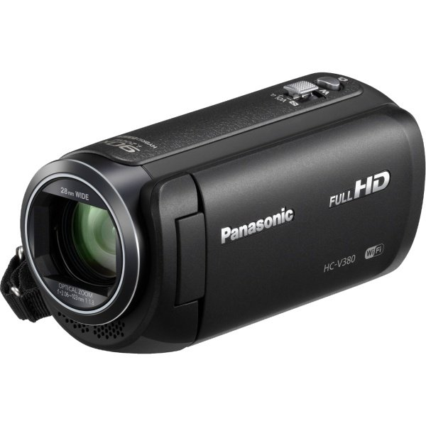 Видеокамера Panasonic HC-V380 Black