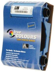 Картридж Zebra 800017-240 YMCKO cartridge, с красящей лентой и чистящим роликом, 200 отпечатков
