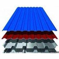Профнастил с-8 (ral 5005) синий насыщенный 1200х2000х0,4мм (2,4м2) Без тм, 123277