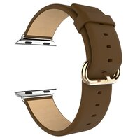 Ремешок для Apple watch 38mm Кожа коричневый